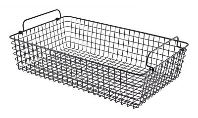 Black Wire Display Basket GN1/1