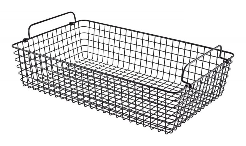 Black Wire Display Basket GN1/1