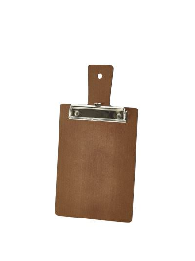 Wooden Menu Paddle Board A5 30.5 x 16 x 0.6cm