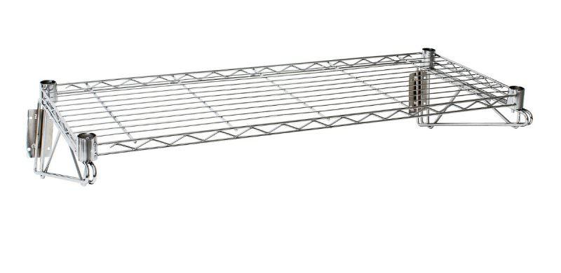Wall Mounted Wire Shelf 36(L) X 14(D)