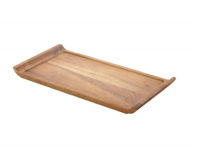 Acacia Wood Serving Platter 33 x 17.5 x 2cm