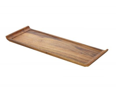 Acacia Wood Serving Platter 46 x 17.5 x 2cm