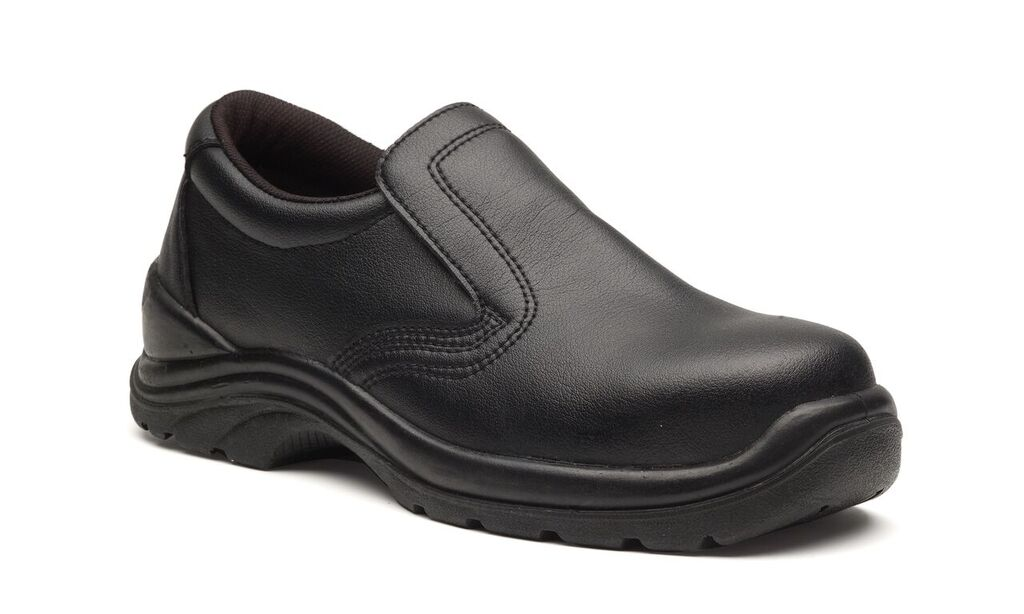 Unisex Safety Slip On Shoe