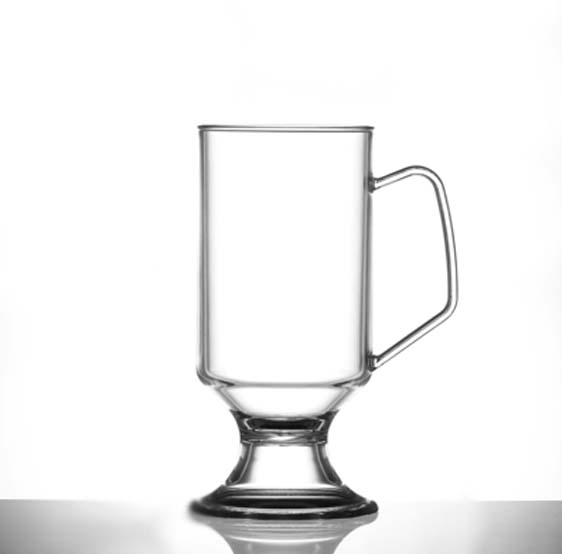 Elite Polycarbonate 8oz Coffee Cup - 18 Pack