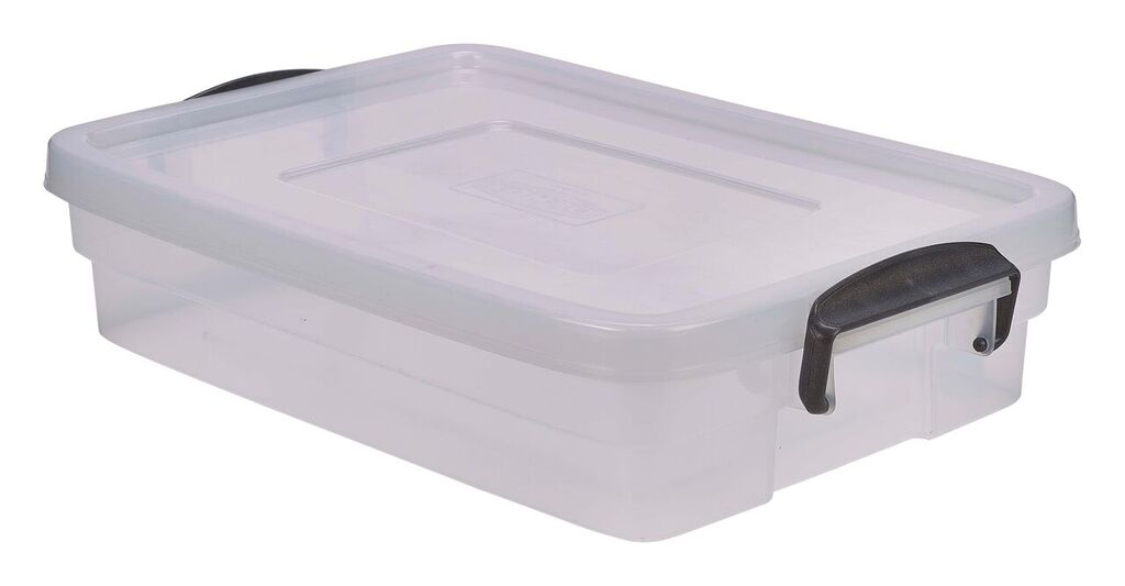 Large Clip Handle Storage Containers