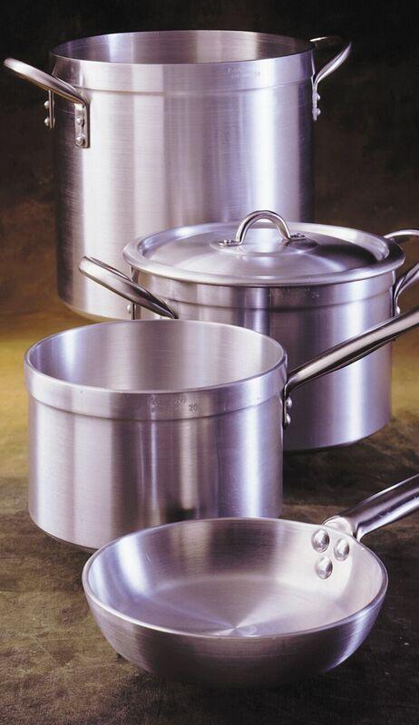 Cookware - Aluminium - Medium