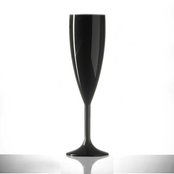 Black Champagne Flute - Order online - UK delivery