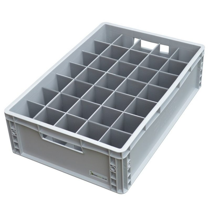 Glass Storage Box Container