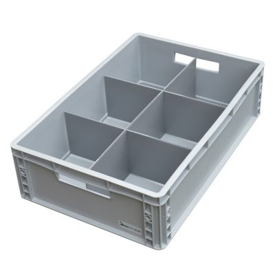 Glass Storage Container