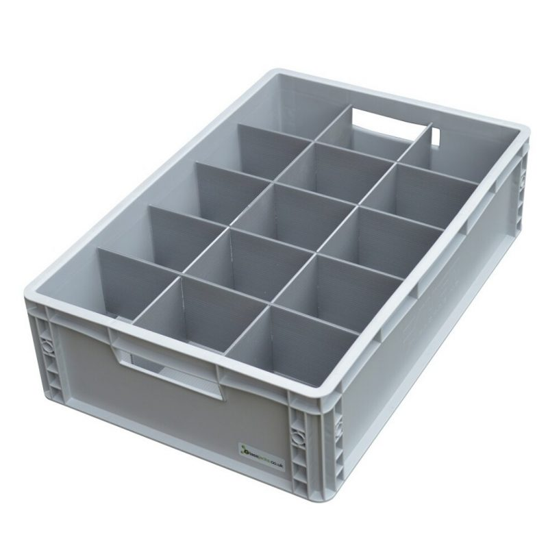 Glasses Storage Crate