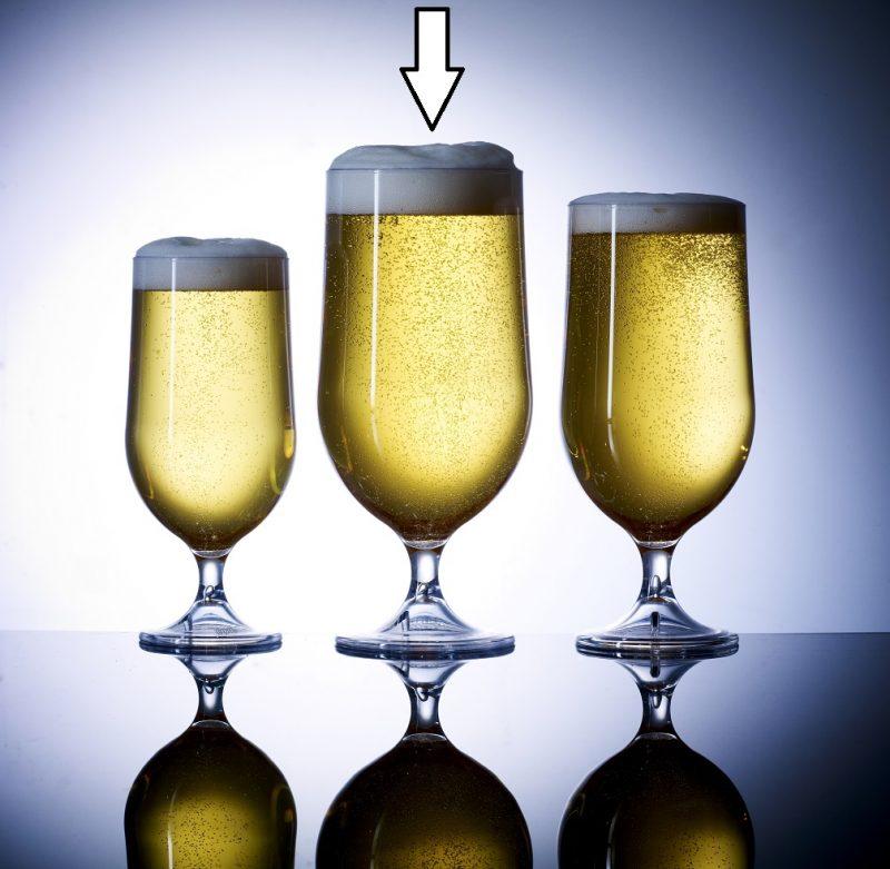 Beer Goblet Glasses Craft Manchester UK