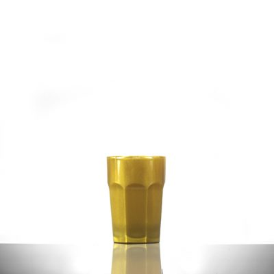 Gold Elite Remedy Plastic Shot Glasses, 25ml CE - 24 Pack