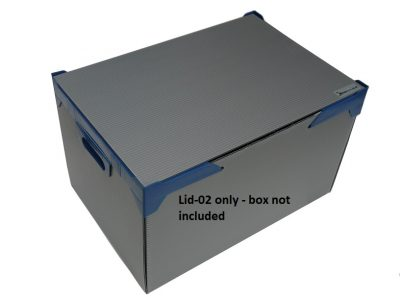 Glassjack Storage Box Lid - Fits all sizes. Ref no. Lid-02