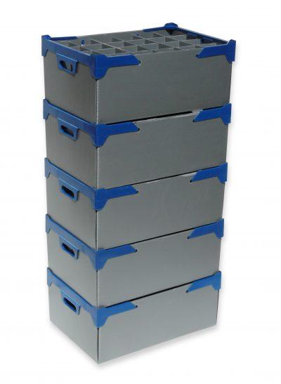 Glassware Storage Boxes - Glassjacks - Packs of 5