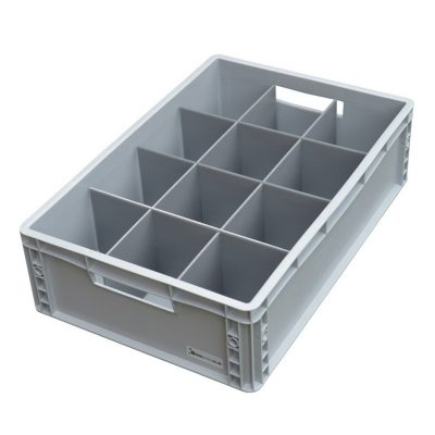 Packing Box Crates for Glasses