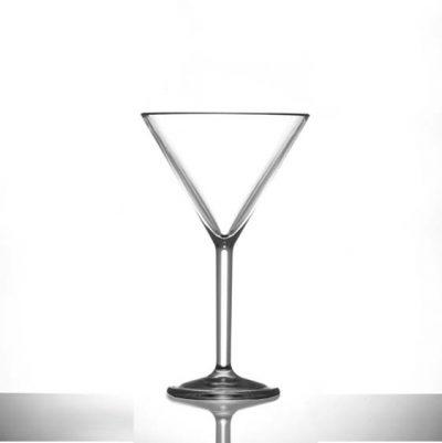 Premium Plastic Martini 7oz - 12 Pack