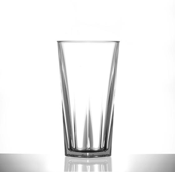 tumbler-plastic glasses
