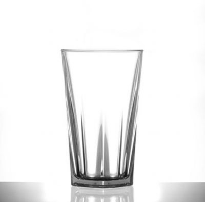 tall tumbler-elite plastic glass
