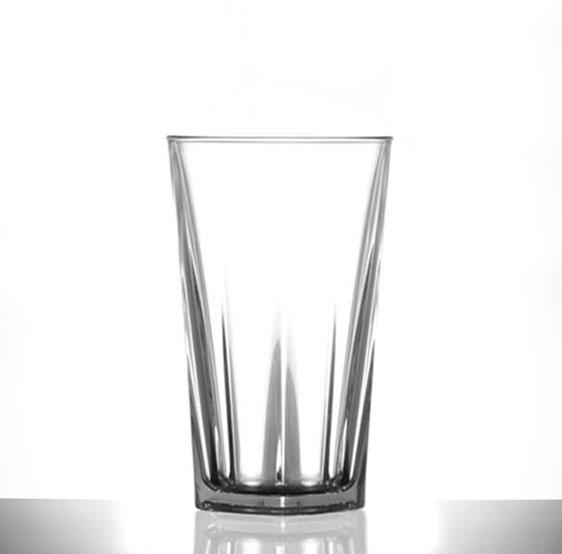 tall tumbler-elite plastic glass