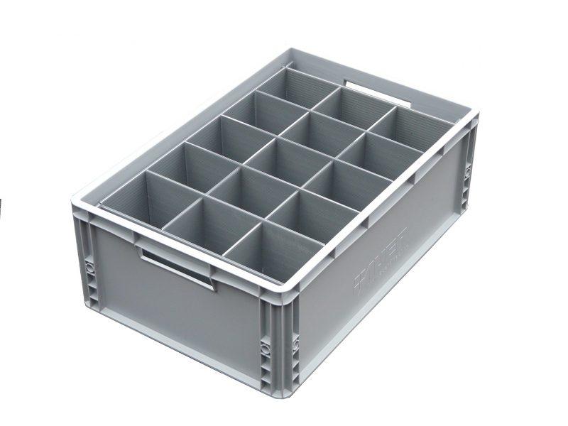 Wine Glass Storage Boxes