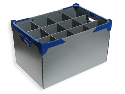 Glassware Packing Boxes ref. 295-6