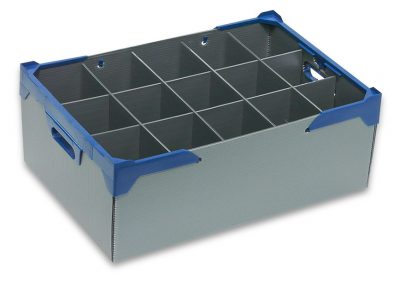 Wine Glass Storage Box ref. 195-24