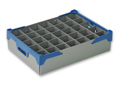 Shot Glasses Storage Box ref. 120-35