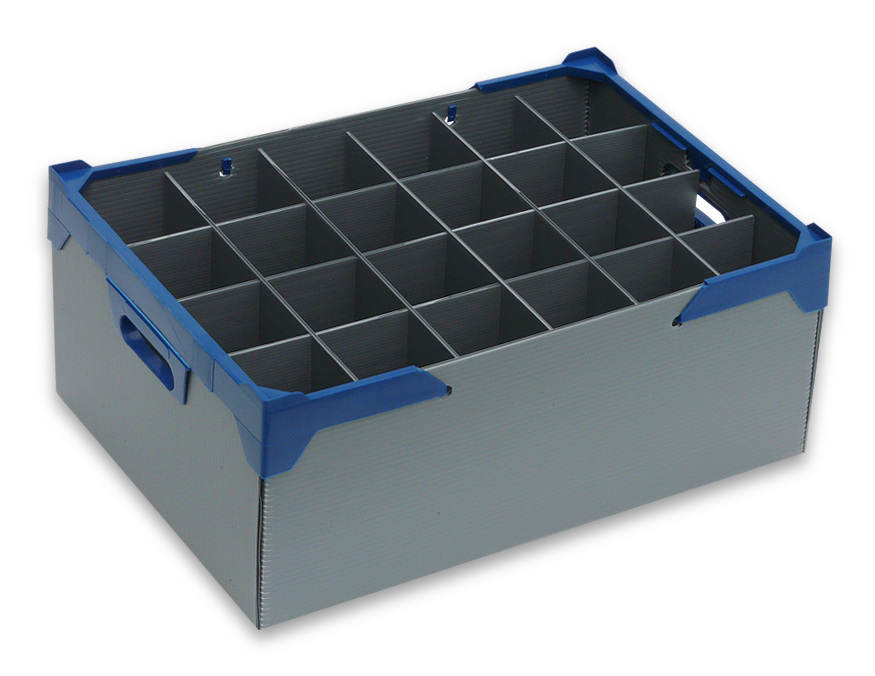 Glassware Storage Boxes & Glass Measurement Guide