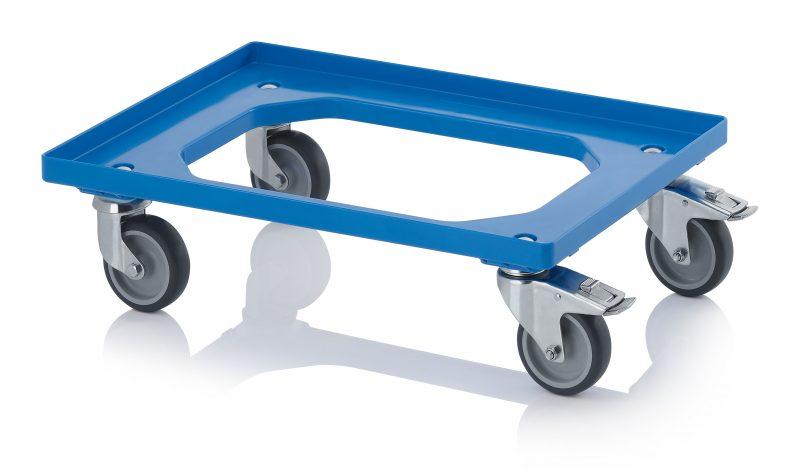 Glassjacks / Euro Crate Transport Trolley