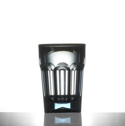 Elite Remedy Polycarbonate Neon Blue Shot Glasses, 25ml - 24 Pack