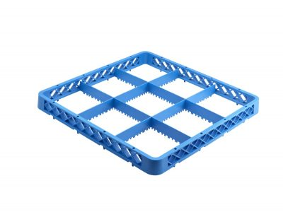 Genware 9 Compartment Extender Blue