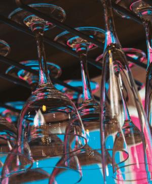 Glass Hangers