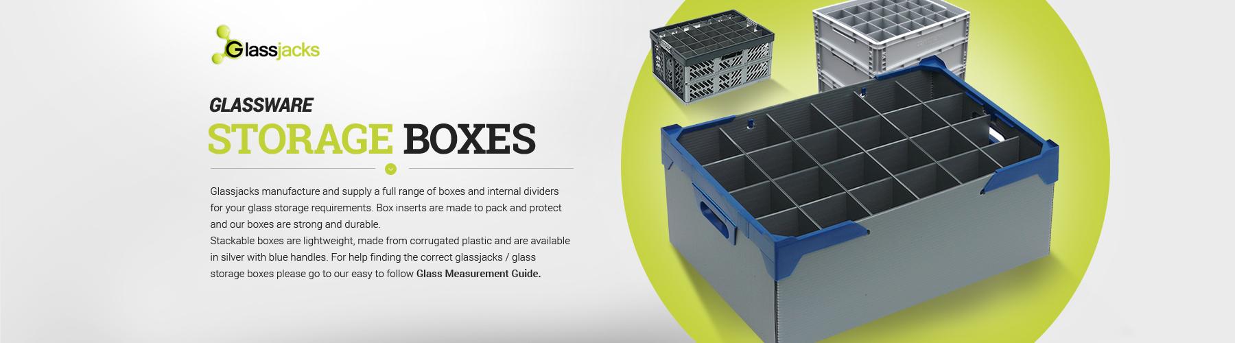 Glassware Boxes