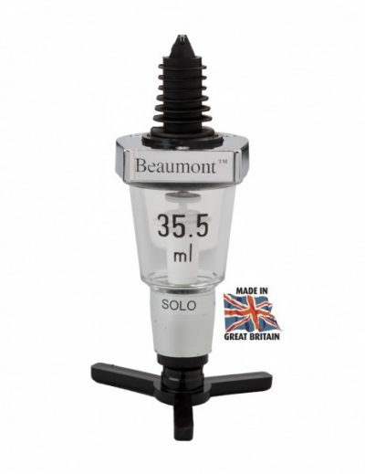 Beaumont 35.5ml Solo Classical Chrome verified for use in Eire