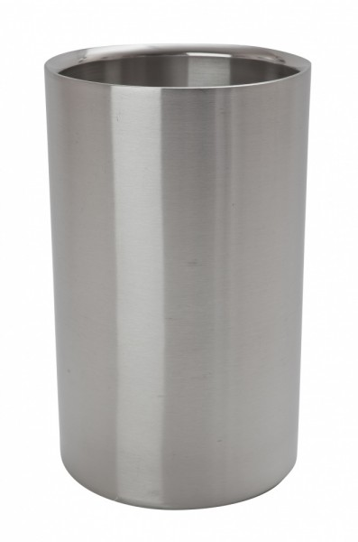 Beaumont Stainless Steel Wine Cooler