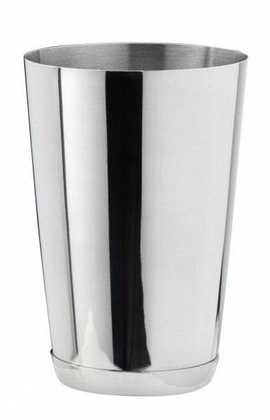 Beaumont 16oz Stainless Steel Mini Boston Can