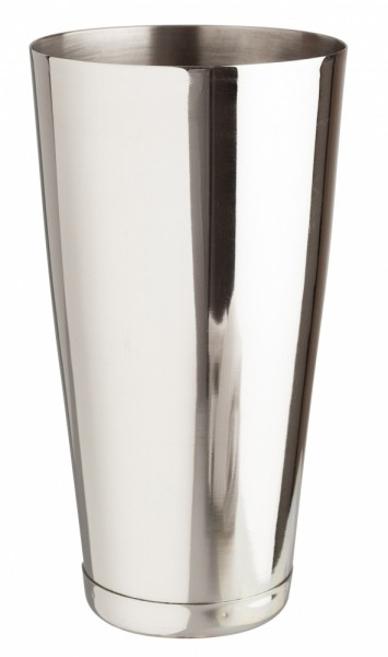 Beaumont 30 fl oz Flair Boston Can Stainless Steel