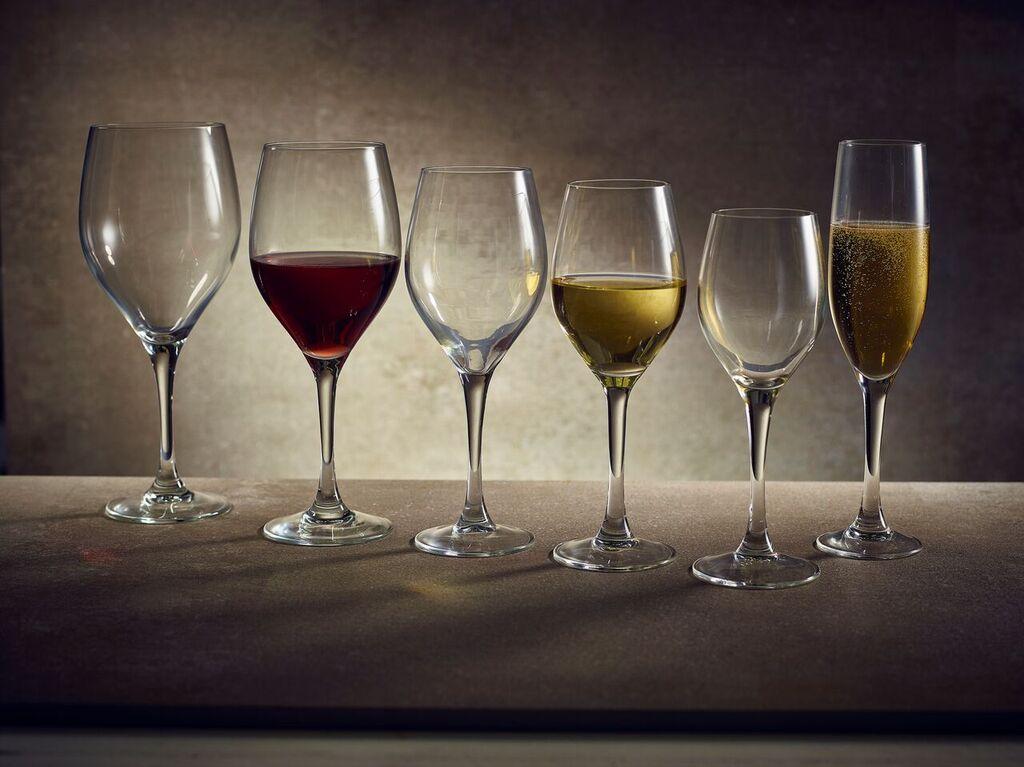Iridion Glassware Range