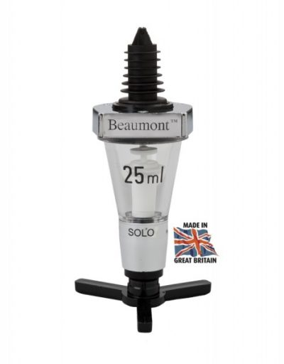 Beaumont 25ml Solo Classical Chrome