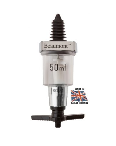 Beaumont 50ml Solo Classical Chrome