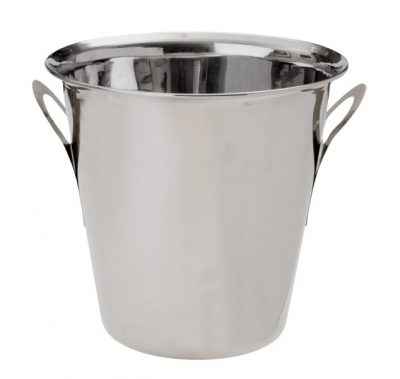Beaumont Stainless Steel Tulip Ice Bucket 4.5 litre/8 pint