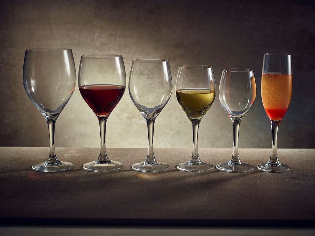 Rodio Glassware Range