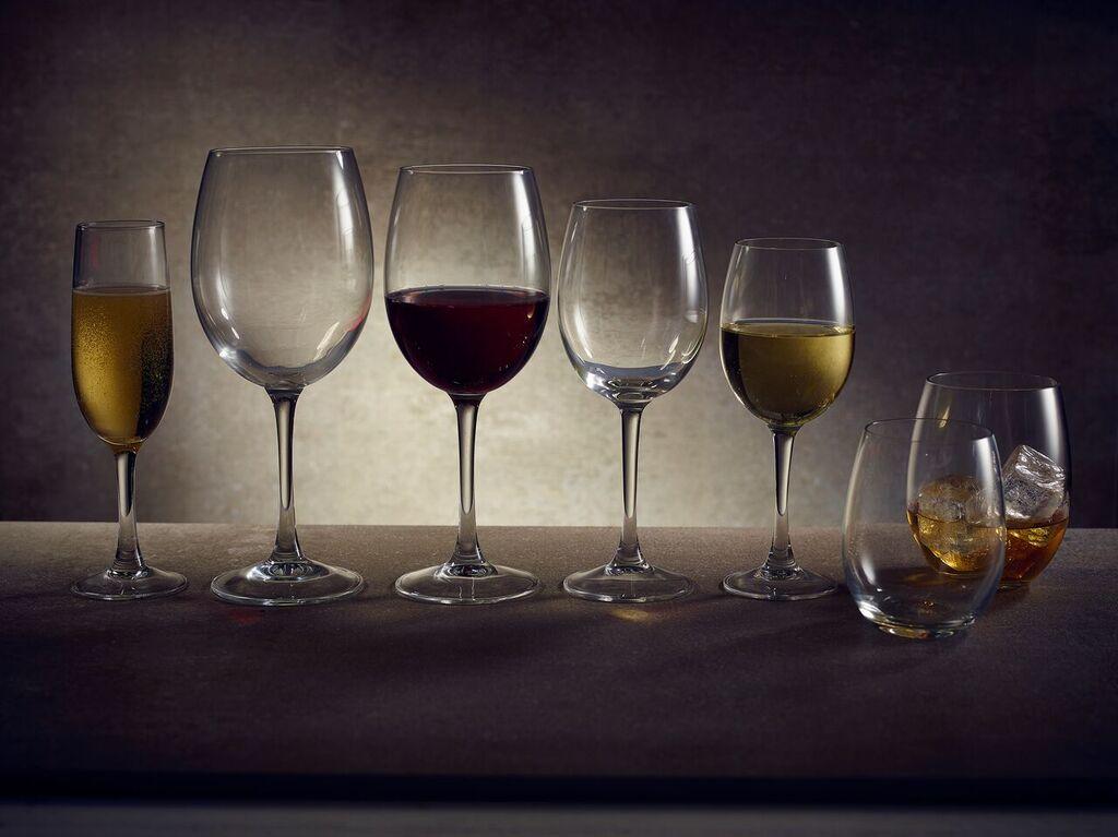 Victoria Glassware Range