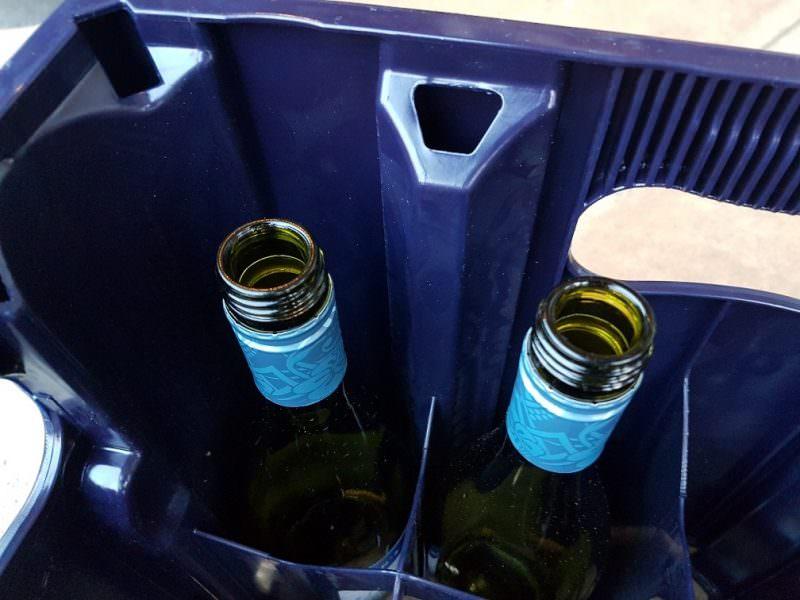 Bottle Storage Crate