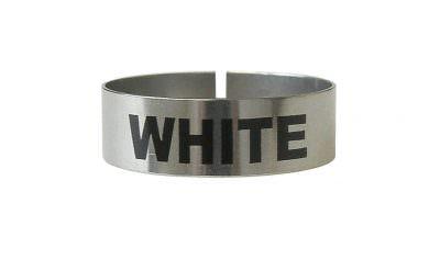 Beaumont Identi-Clip White