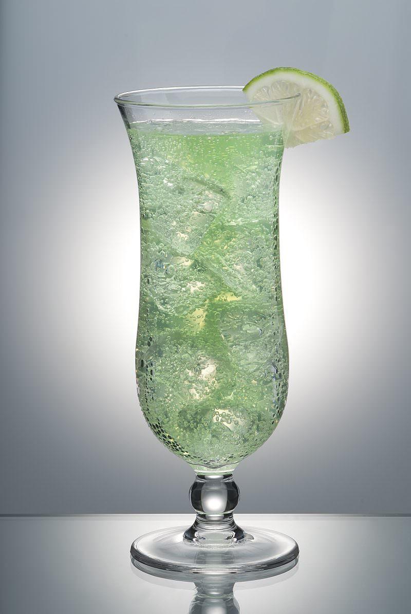 Hurricane Reusable Plastic Glass
