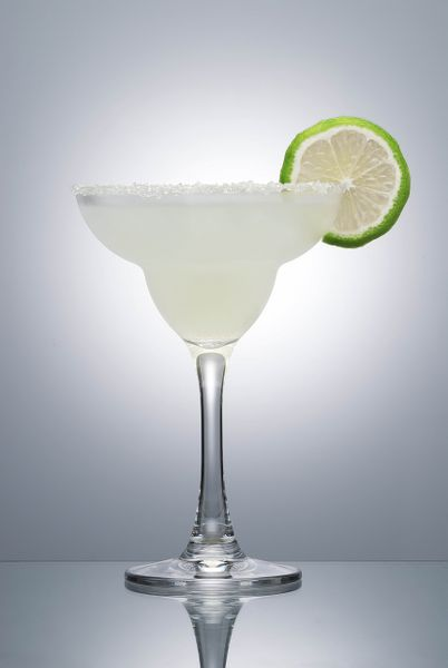 Margarita Reusable Plastic Glass
