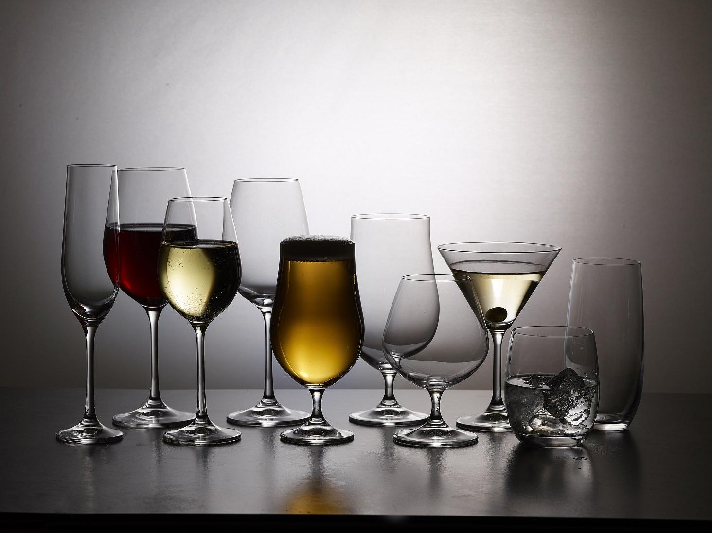 Gusto Glasses - Premium