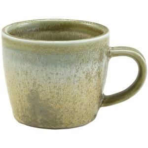 Terra Porcelain Matt Grey Espresso Cup 9cl/3oz