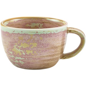 Terra Porcelain Rose Coffee Cup 28.5cl/10oz